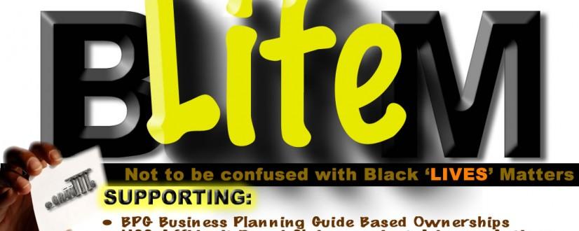 BLACK LIFE MATTERS:  NO SUFFERERS ZONE