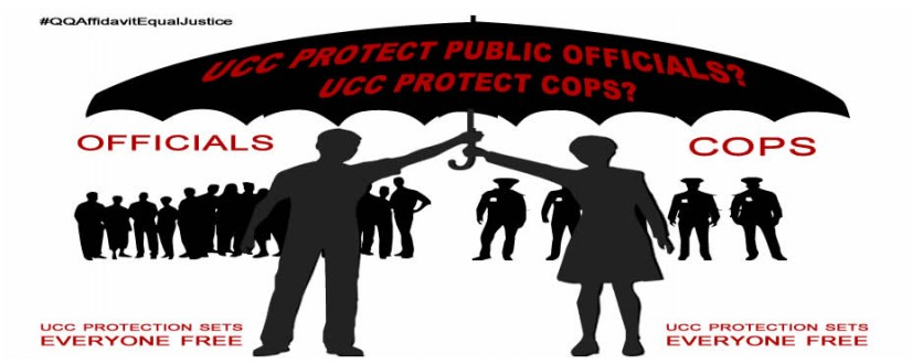 MUST THERE BE PROTECTION FOR GOOD COPS & GOOD PUBLIC OFFICIALS