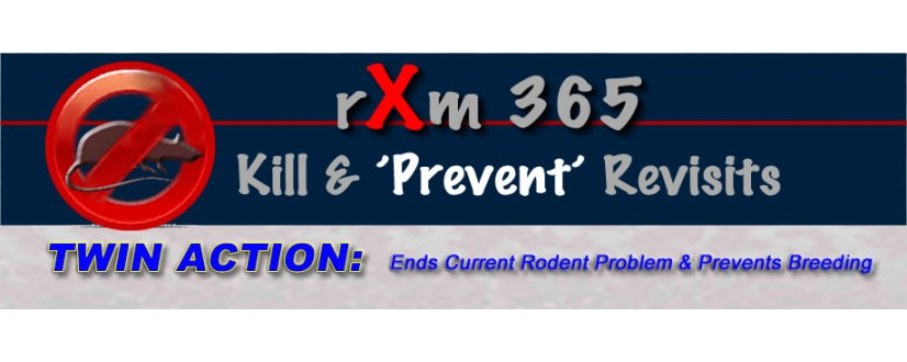 RXM/365 - Rodent Elimination